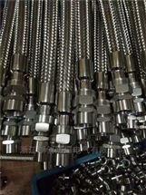 订制304防爆不锈钢挠性线管连接器