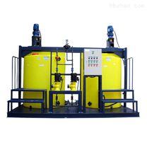 全自动pac/pam三槽式干粉加药装置生产厂家