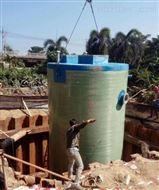 成套智能一体化预制污水泵站