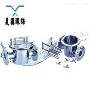 上海DN50除鐵衛生級CB不鏽鋼磁性過濾器