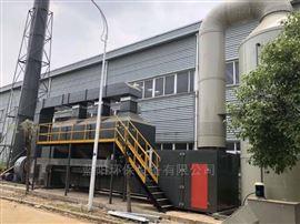 定制萍乡橡胶厂废气处理 催化燃烧设备