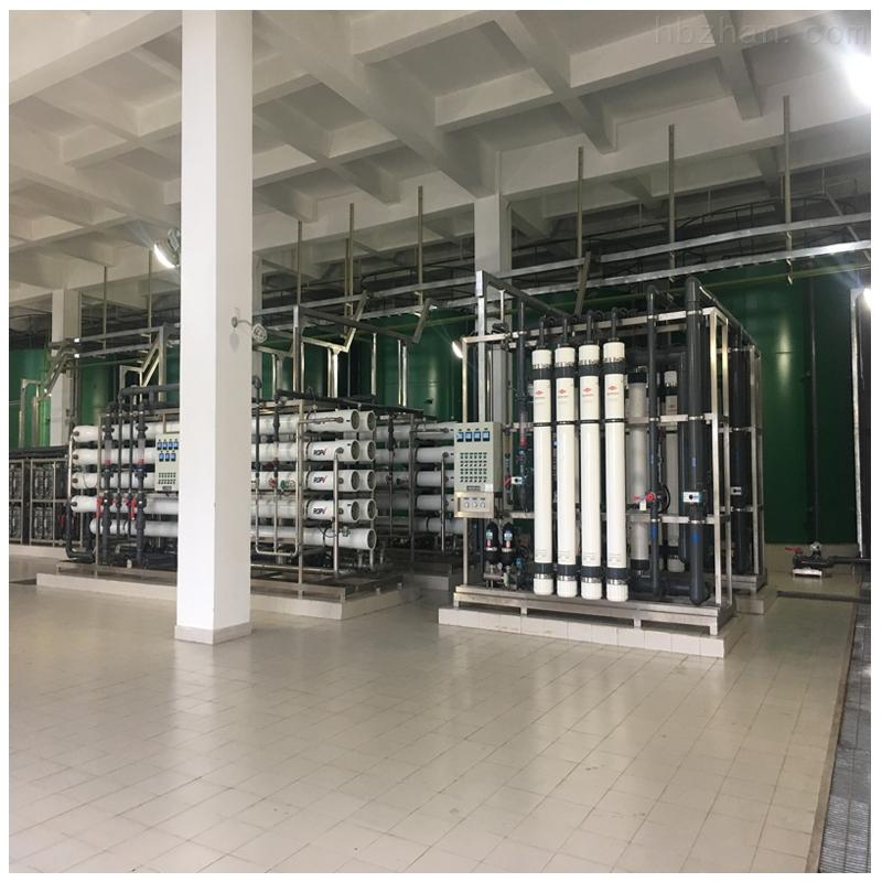 垃圾焚燒發電廠鍋爐化學水處理設備系統
