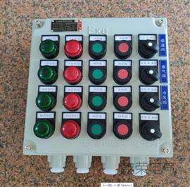 BMD51温州防爆控制电机按钮箱
