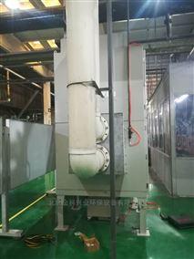 工业小型移动滤筒式除尘器