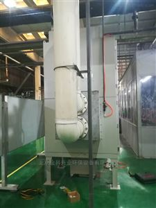 JK-FD型移动滤筒式除尘器