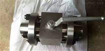 Q61N高壓對焊球閥