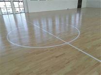 长沙县篮球馆运动木地板施工价格怎么算
