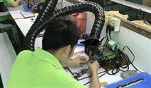 電子焊錫煙霧凈化排放解決煙塵凈化器