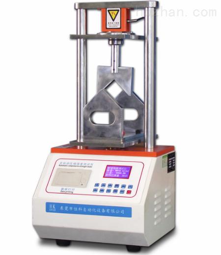 纸护角抗压强度试验机
