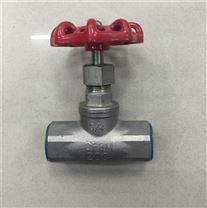 不鏽鋼絲扣截止閥J11W