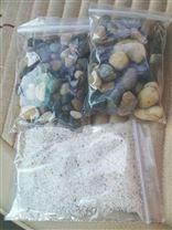 订购优质白色高效石英砂滤料找森源厂家