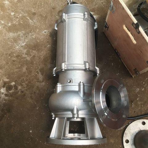 不銹鋼潛水排污泵