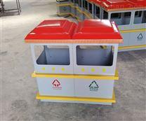 藏族垃圾桶 不锈钢分类垃圾箱
