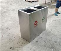 户外不锈钢果皮箱 市政垃圾箱新品定制