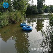 河道专用浮筒射流曝气机选型