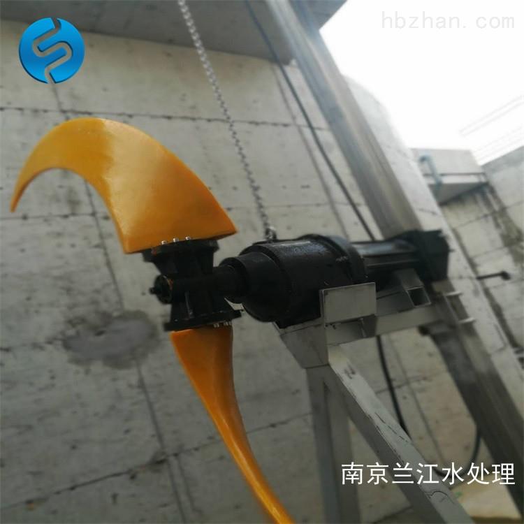 齿轮减速潜水推流器QJB3/4-1400/2-56P材质