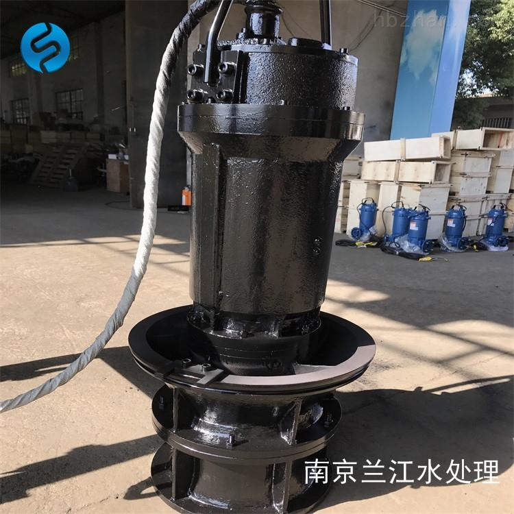 管道式潜水轴流泵,混流泵