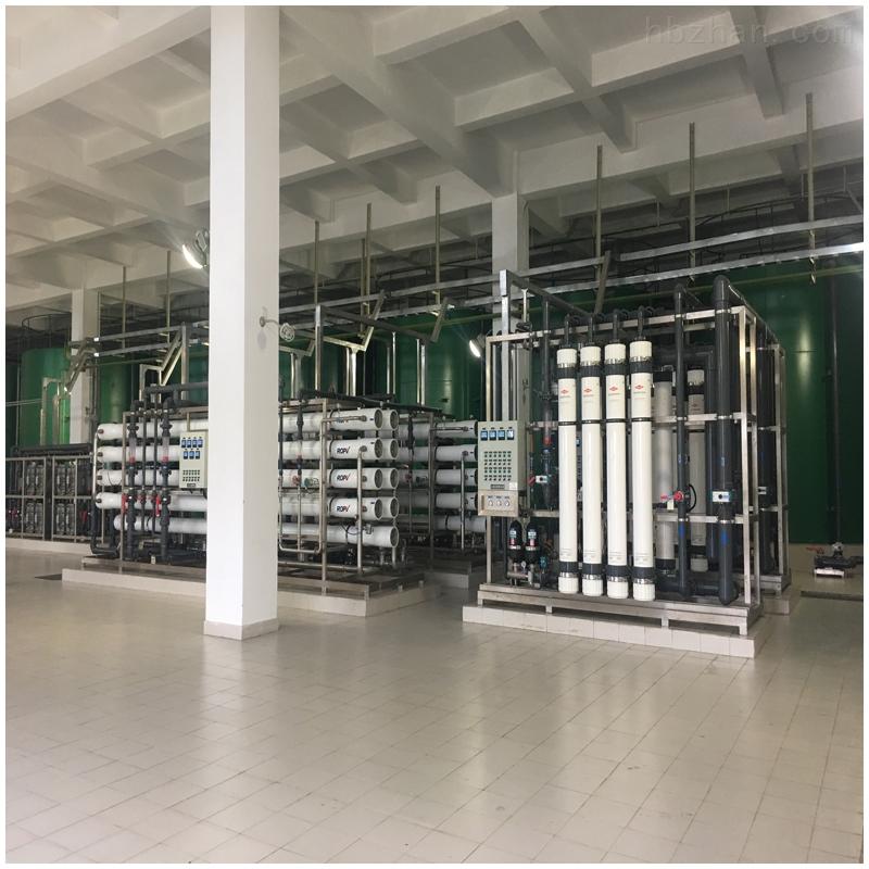 火電廠超濾裝置反滲透系統EDI系統工程