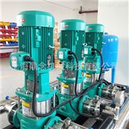 绍兴市专供一拖三变频泵无负压变频供水设备