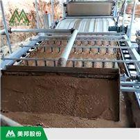新型洗砂泥浆脱水设备