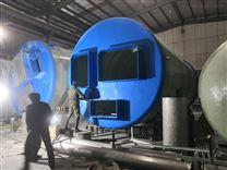 大型全自动地埋式一体化预制泵站