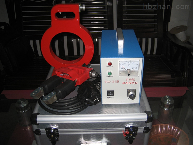 CJW-6000多功能磁粉探伤仪