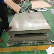 河北10吨电子磅秤,10t缓冲电子地磅秤供应