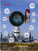 BEBUR 氨氣泄漏報警儀-原裝進口