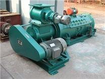 千瑞厂家生产 河北单轴粉尘加湿搅拌机