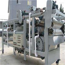 带式污泥压滤机设备原理
