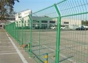 金属铁路防护栅栏