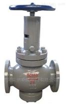 KTP41Y抗硫閥套式排汙閥