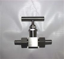 美標外螺紋針型閥