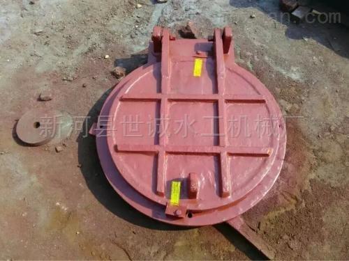 铸铁拍门防止河水倒灌优质产品