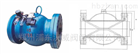 GJ841X一体式气动/气动圆桶式管夹阀
