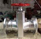 GJ41X-6L手动铝合金管夹阀