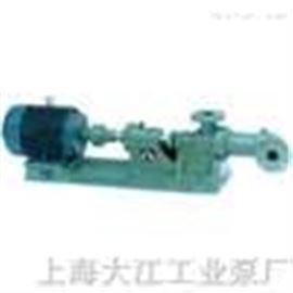 I-1B系列单螺杆泵(浓浆泵)