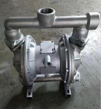 QBY不锈钢衬氟气动隔膜泵