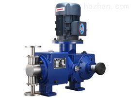 柱塞计量泵SJ2型柱塞计量泵