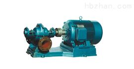 S型單級雙吸離心泵中開式單級雙吸離心泵