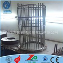 蓝宝石长晶炉热场用鸟笼发热体钨杆发热部件
