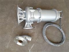 WQK20-20QGWQK型全不锈钢污水物潜水电泵