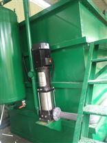 织造厂污水处理气浮机装置