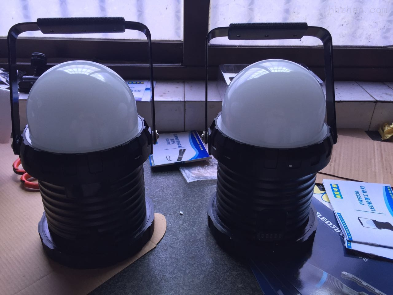 手提式工作灯、海洋王LED应急检修灯FW6330