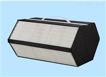 新风全热换热器纤维纸热交换通风换气能量收
