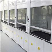 防爆正壓、淨氣型通風櫃淨化試驗環境