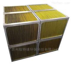 污泥烘干環氧樹脂耐腐蝕板式氣氣熱交換芯體