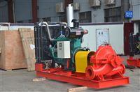 柴油机应急消防泵组