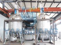 柴油脱硫100ppm脱色溶剂精制萃取设备