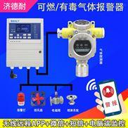 工业罐区乙醇泄漏报警器,毒性气体报警器